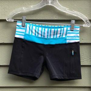 Lululemon Booty Shorts Sz 4